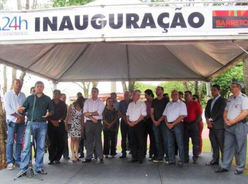 Inauguração UPA