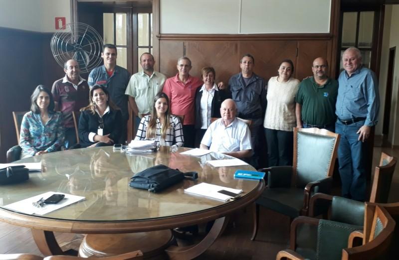 Reunião Conselho Municipal de Meio Ambiente - COMDEMA