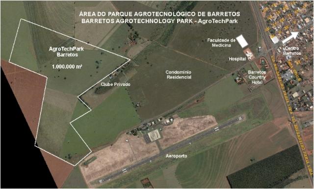 Parque Tecnológico de Barretos muda vocação