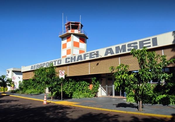 Reforma e adequação do aeroporto de Barretos é tema de requerimento do vereador Paulo Correa