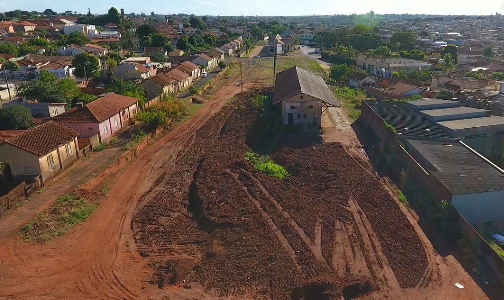 Centro de Convivência do Idoso será construído próximo a Estação Ferroviária