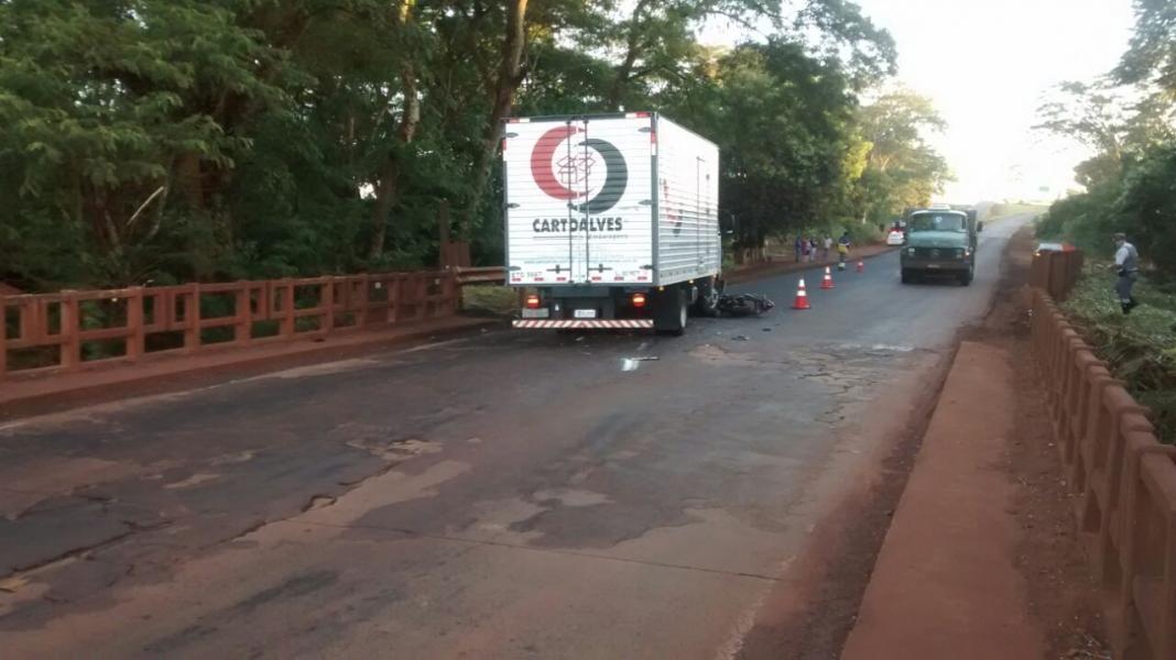 DER fará licitação para contratar empresa para elaboração de projeto executivo de recuperação da Ponte do Rio Pardo