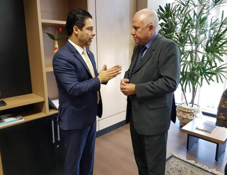 Deputado Márcio Alvino confirma R$ 200 mil para Barretos