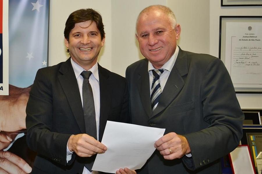 Deputado André do Prado confirma recurso de R$ 100 mil para obras de infraestrutura em Barretos