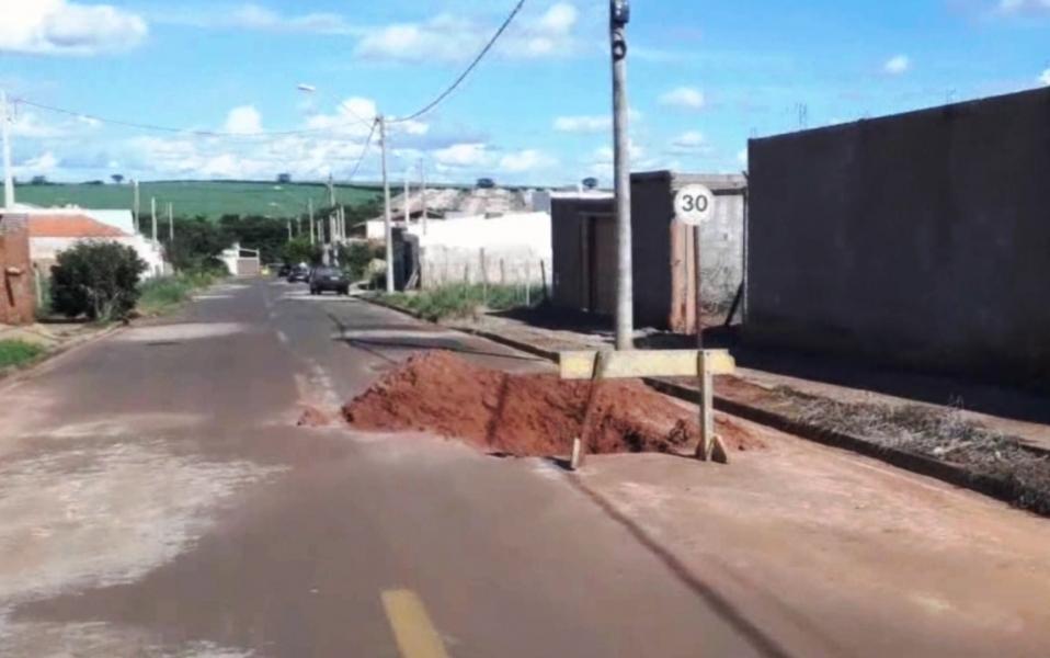 Paulo Correa aciona Prefeitura e MP para garantia das obras do Jardim Nova Barretos II